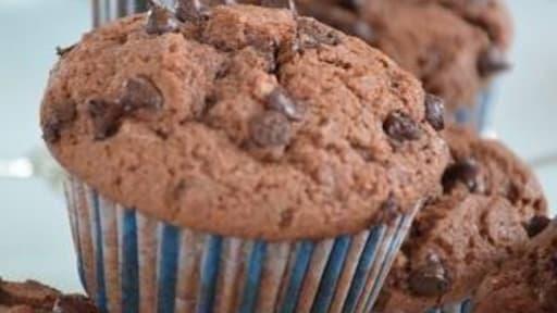 Muffins Moelleux Aux Pepites De Chocolat Recette Par Sarah