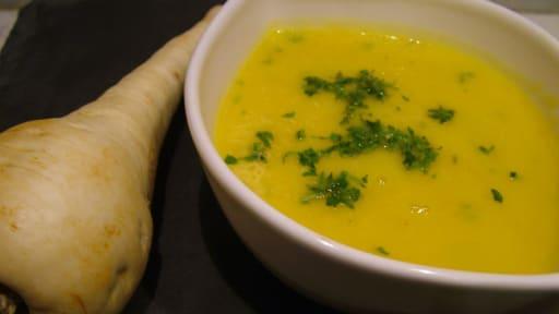 Soupe De Legumes Oublies Le Panais Recette Par Recettes Du Chef