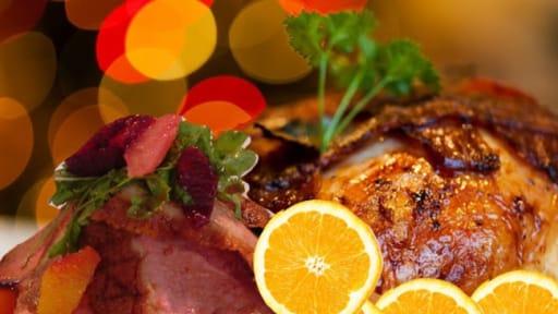 Canard Sauce Au Jus D Orange Champignons Recette Par Cuisine