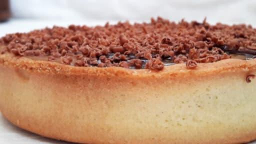 Tarte Chocolat Caramel Beurre Sale Recette Par Douceurs Maison