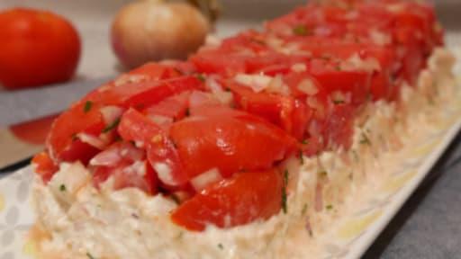 Terrine De Tomates Thon Et Crevettes Recette Par Oh Boudu Con Que