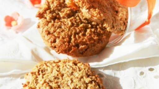 Le 3 A Biscuit Top Moelleux Avoine Amandes Et Abricots Secs