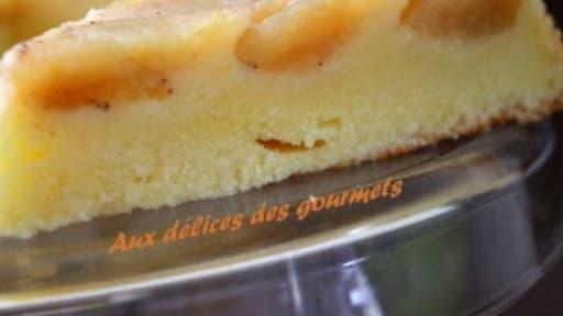 Gateau Moelleux Aux Pommes Et Au Yaourt Recette Par Aux Delices