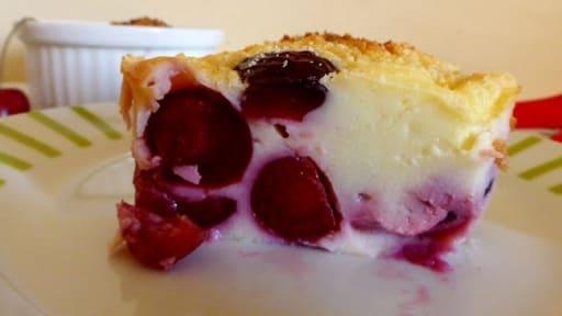 Clafoutis Aux Cerises Sans Gluten Recette Par Les Mets Tisses
