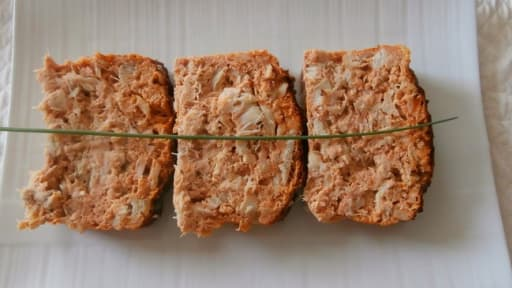 Pain De Poisson A La Tomate Recette Par My Culinary Curriculum