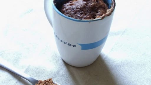Mug Cake Au Nutella Sans Beurre Et Sans Sucre Recette Par