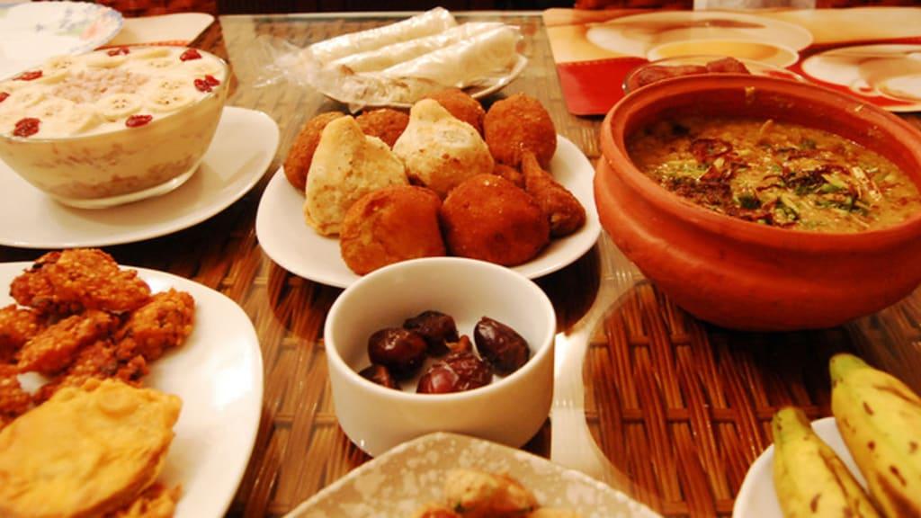 Idées De Recettes à Base De Ramadan Et De Cuisine Marocaine