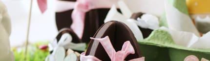 Pâques en chocolats