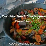 Ratatouille et Compagnie