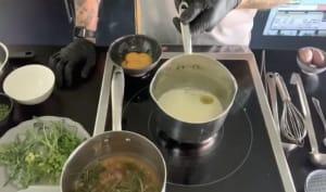 Maîtriser la sauce béarnaise