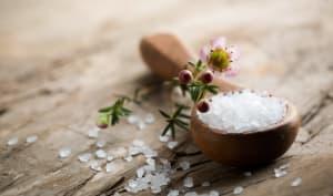La Fleur de sel, un ingrédient de goût