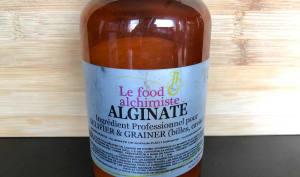 Alginates de sodium