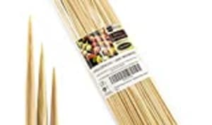 brochettes bambou
