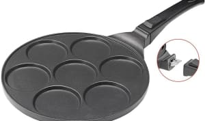 poêle à pancakes
