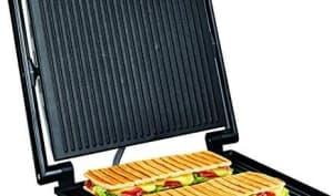 Gril viande et panini Tefal