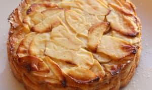 Gâteau aux pommes très fondant et tellement bon