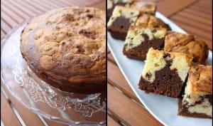 Brookie au chocolat ou mix brownie / cookie