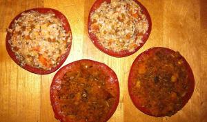 Tomates à la provençales