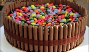 Gâteau Gourmand