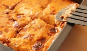 Cannelloni à la bolognaise maison