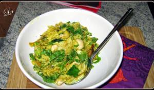riz biryani aux noix de cajou