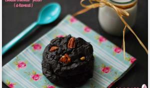 Cookies au chocolat et avocat
