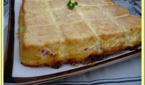 Clafoutis de Pâtes