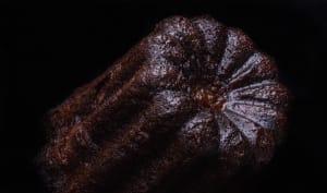 Les cannelés au chocolat d'après Patrick Roger