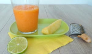 Gaspacho melon - ananas