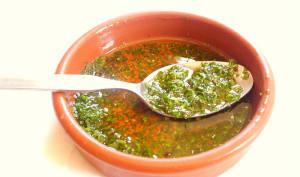Sauce Chimichurri au persil