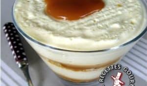 Tiramisu breton au caramel beurre salé
