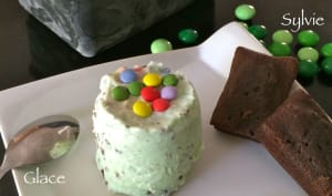 Glace Get 27® / chocolat / m&m's menthe-chocolat
