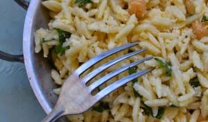 Salade d'Orzo à la Gordon Ramsay