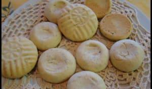 Biscuits à l'Anis verts doux