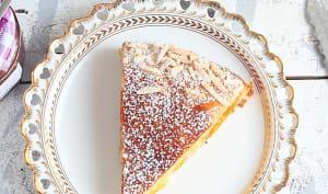 Gâteau brioché à la mirabelle