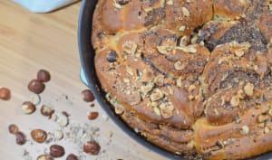 Brioche chocolat-noisette pour préparer ton gras-douillet de l'hiver