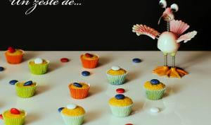 Gâteaux moelleux aux smarties