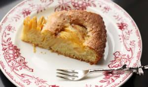 Gâteau danois aux coings