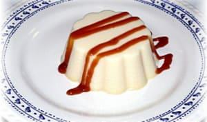 Panna Cotta à la Crème de Calisson