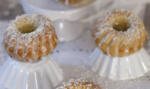 Petits gâteaux pina colada