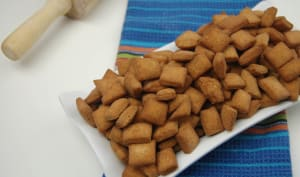 Croquettes africaines