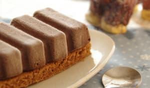 Dessert chocolaté pour les fêtes
