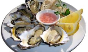 Sauces pour huîtres