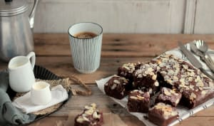 Brownies Choco Courgette
