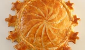 Galette des rois au citron