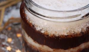 Pâte à tartiner choco-coco
