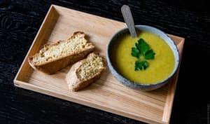 Soupe de légumes
