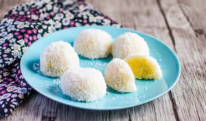 Perles de coco asiatiques