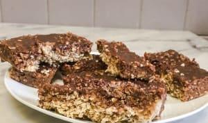 Snack choco sarrasin