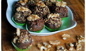 Cake balls aux noix, chocolat au lait et spéculoos